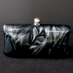 Cartera de mano Carey