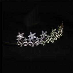 Tiara Flores y Cristal